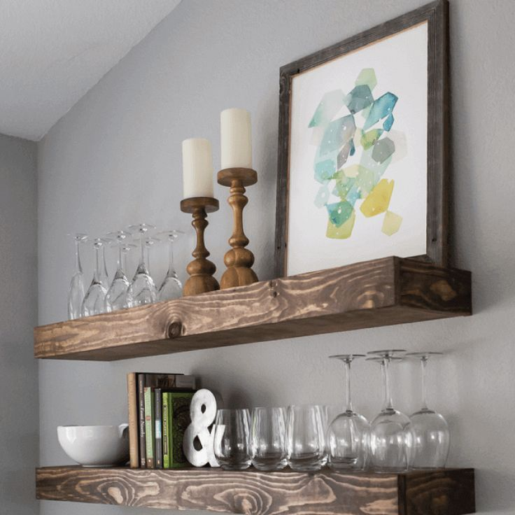 best 25 dining room floating shelves ideas on pinterest dining room shelves dining room. Black Bedroom Furniture Sets. Home Design Ideas