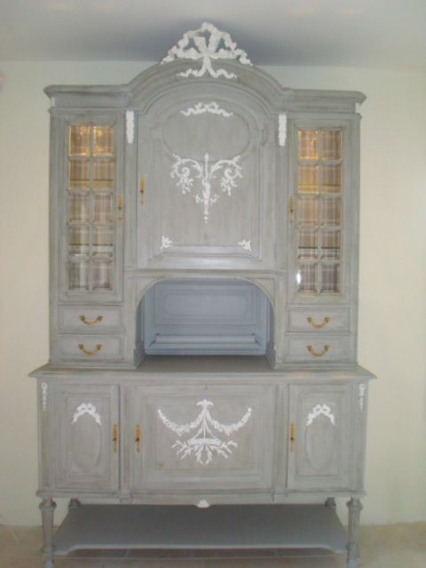 1000 images about style gustavien on pinterest taupe for Shabby vintage gustavien