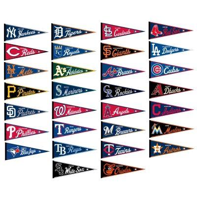 Major League Baseball Pennant Set