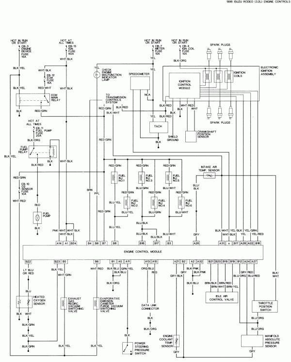 10 1996 Isuzu Trooper Electric Seat Wiring Diagram Wiring Diagram Wiringg Net In 2020 Repair Guide Repair Diagram