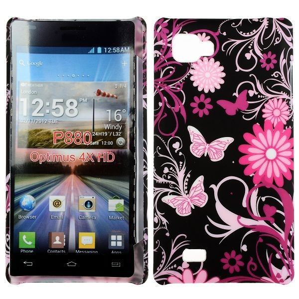 Valentine (Manila) LG Optimus 4X HD Cover