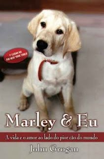 BIBLIOTECA: Marley e eu - John Grogan