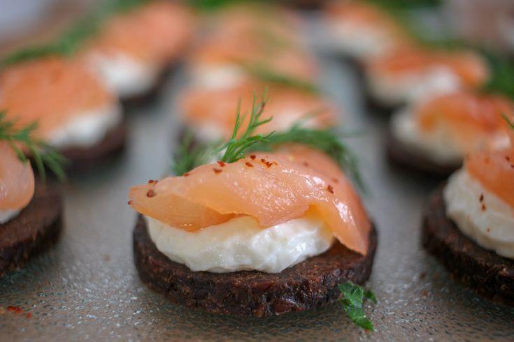 Fingerfood Buffet – Rezepte für den perfekten Einstand!