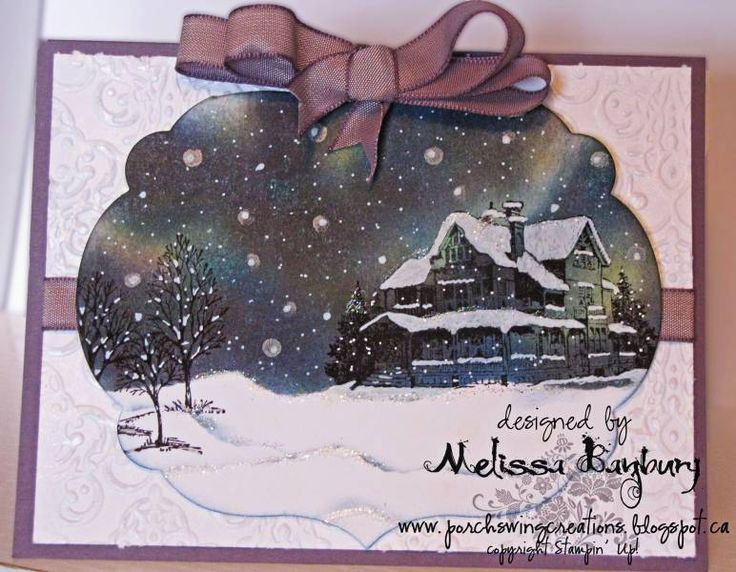 Victorian Night Lights by melissabanbury - Cards and Paper Crafts at Splitcoaststampers