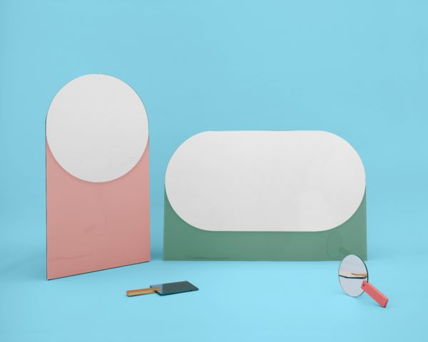 Lustro Shapes | Designzoo