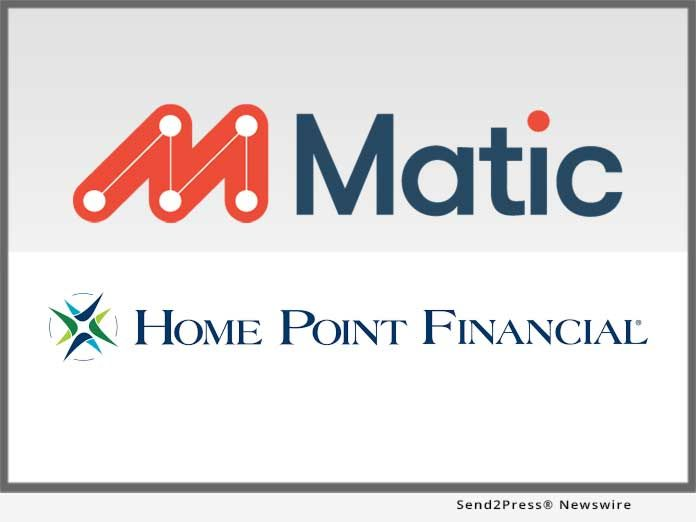 Home Point Financial Partners With Matic To Offer Customers Lowest