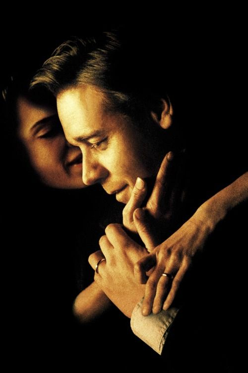 Jennifer Connelly and Russell Crowe in A Beautiful Mind.