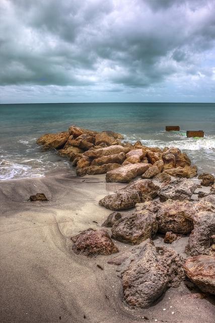 Naples Beach. Naples, FL.
