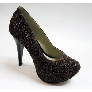 Un zapato de tacón alto nos da un toque de elegancia...