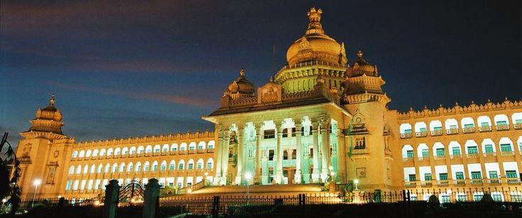 Vidhana Soudha - The power house - State Legislature of Karnataka.