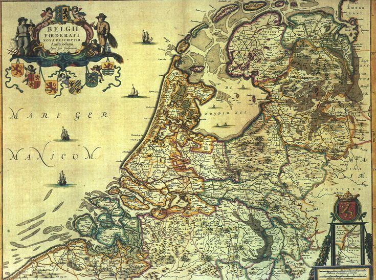 Seven_United_Netherlands_Janssonius_1658.jpg 3.426×2.550 pixels. Stambomen van Nederlandse Joodse families
