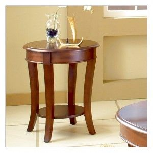Contemporary Round End Table Designs Ideas