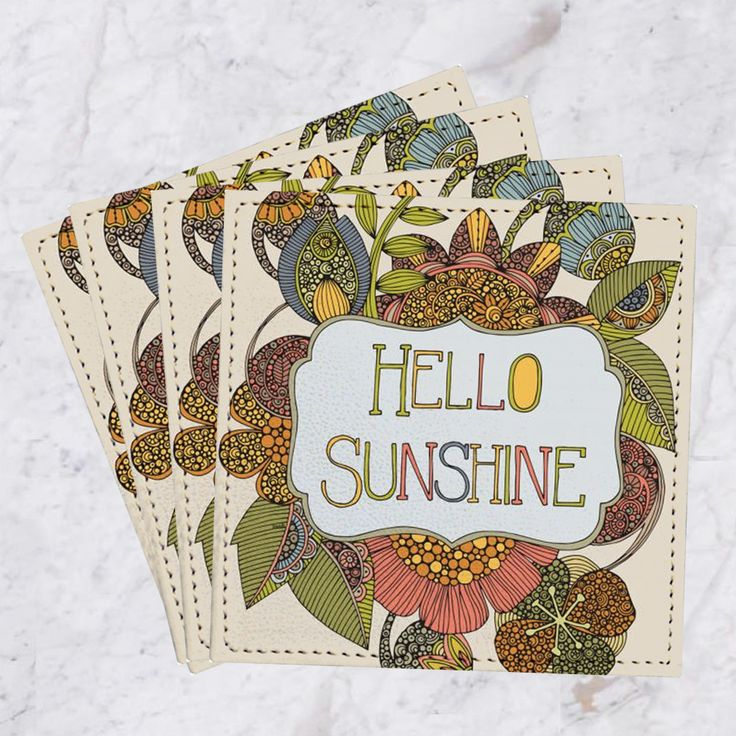 Hello Sunshine de Valentina Harper