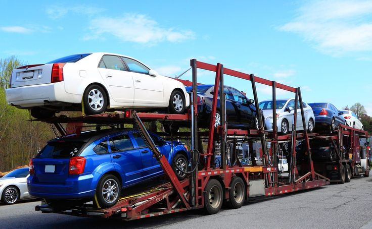 State to State Car Shipping Info cover image