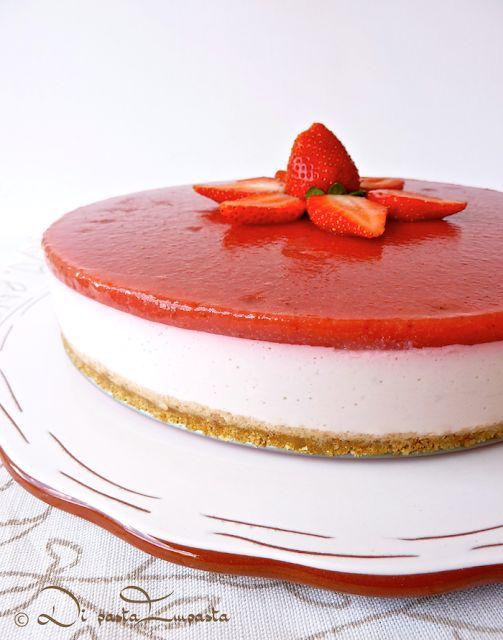 Ricatta cheescake vegan con agar agar,provata ed approvata! :D