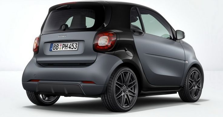 Brabus Sport Package Now Available For U.S. Smart Coupe & Roadster Models #Brabus #New_Cars