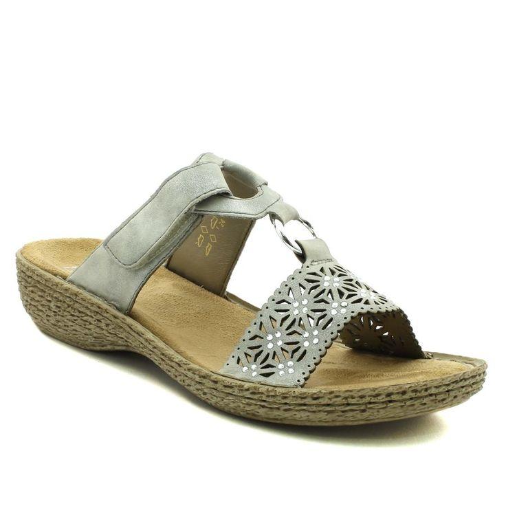 582A RIEKER ALCE 65834 GRIS www.ouistiti.shoes le spécialiste internet #chaussures #bébé, #enfant, #fille, #garcon, #junior et #femme collection printemps été 2017