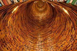 Книг, Библиотеки, Знаний, Туннель