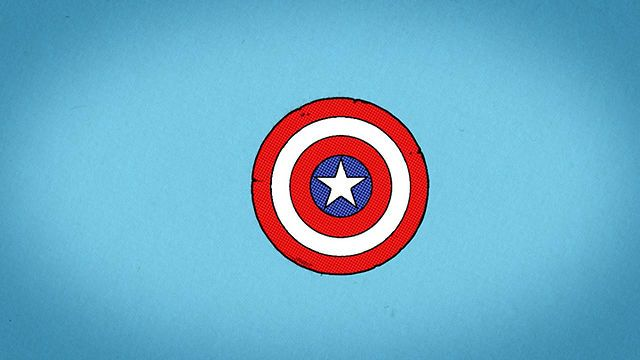 Marvel should attach this short animation to all of their movies. <-----this!!!