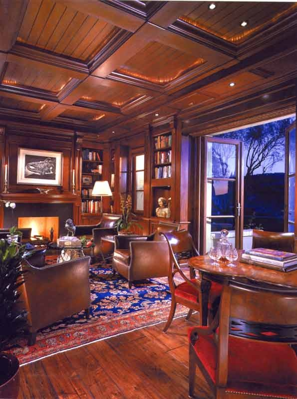 Library Study Room Design: 808 Best Images About Luxury Home Office, Design Ideas