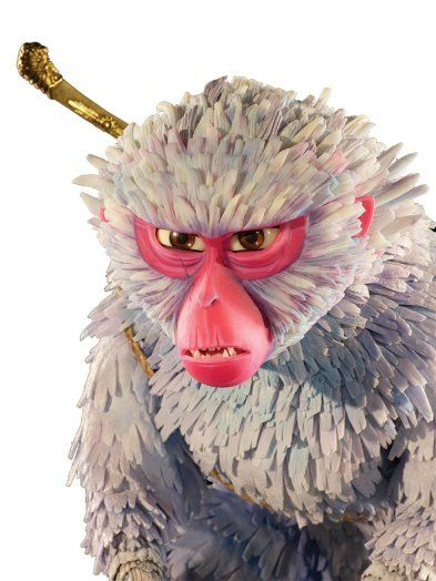 How Laika made the monkey in 'Kubo  ★ Find more at http://www.pinterest.com/competing/
