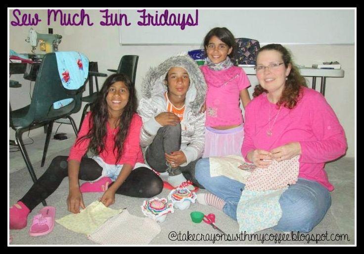 i take crayons with my coffee: Sew Much Fun Fridays- Week 5