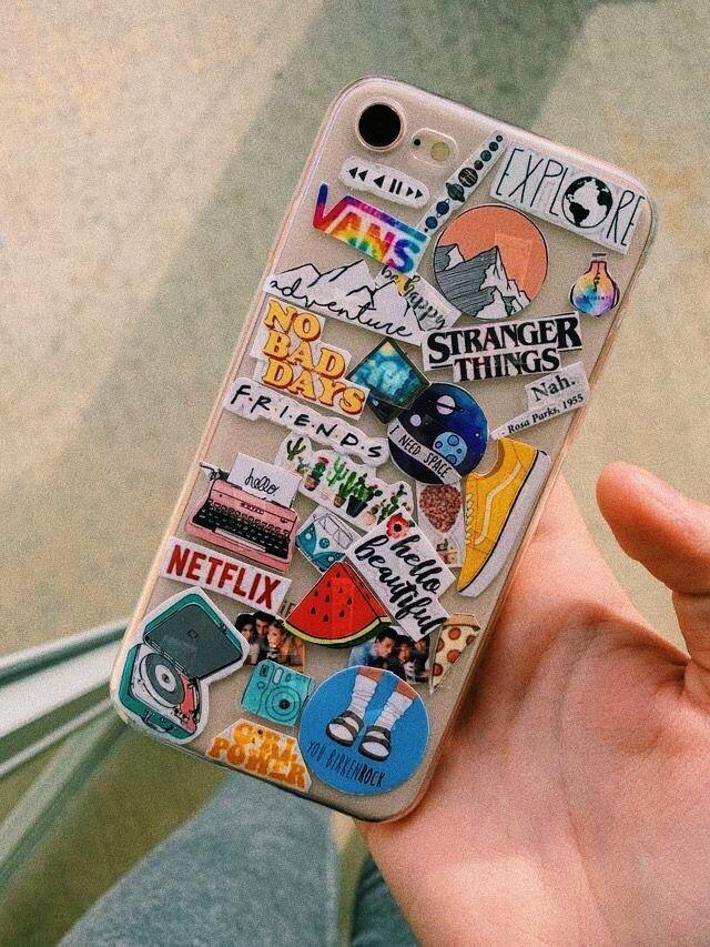08792d6cf3196b Pin by Amanda Mendoza on Stickers in 2019 | Tumblr phone case, Diy ...