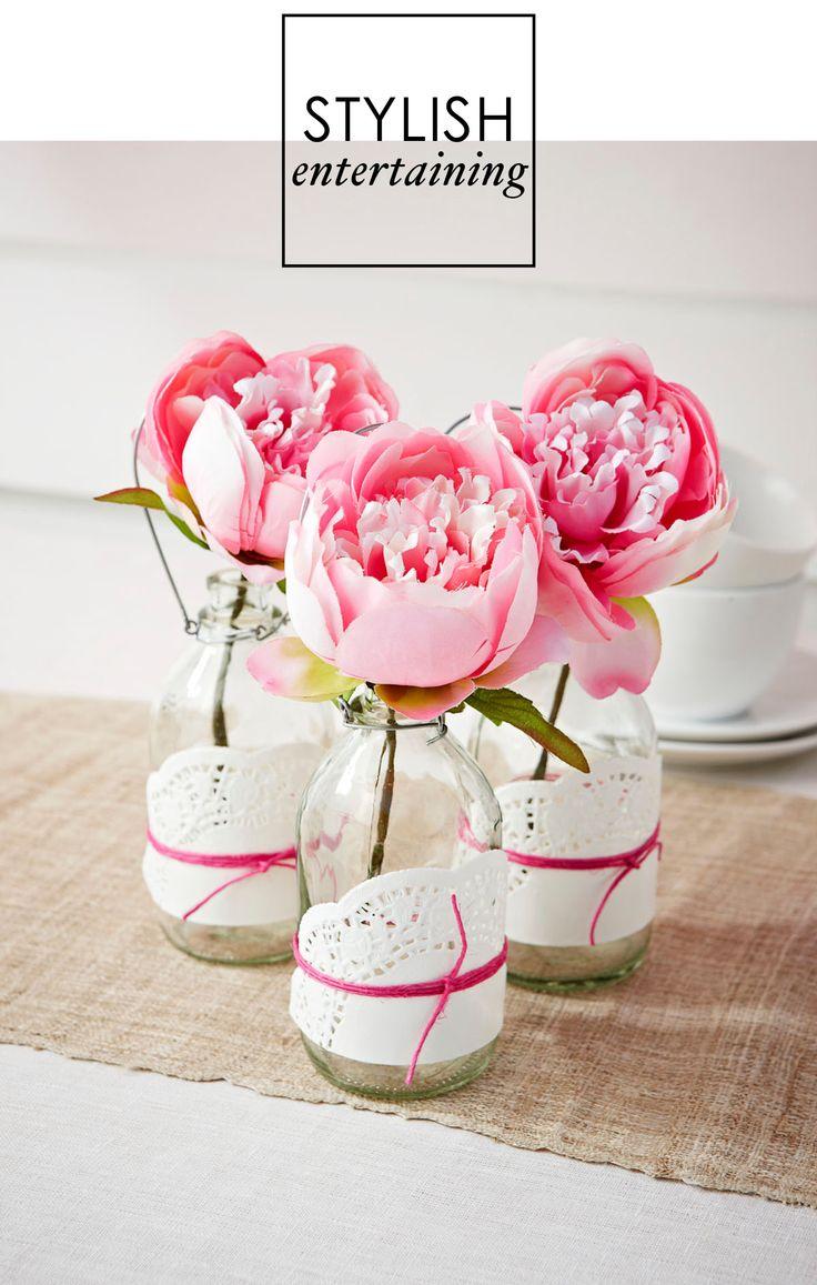 22 best milk bottle centerpieces images on pinterest milk bottle centerpiece flowers and milk. Black Bedroom Furniture Sets. Home Design Ideas