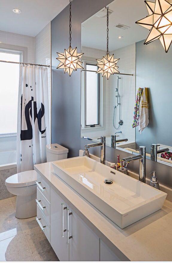 Trough Sink Fab Bathroom Ideas Pinterest
