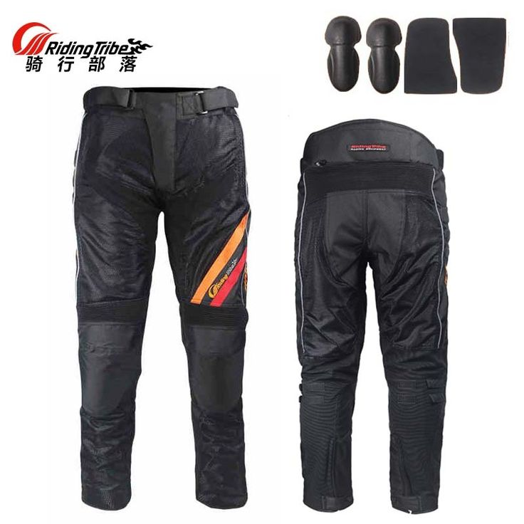 49.5$  Buy here - SUMMER Mesh Fabric Riding Tribe HP-10 motorcycle pants men with knee hip pad,  Moto motocross trousers  M L XL XXL XXXL   #aliexpresschina