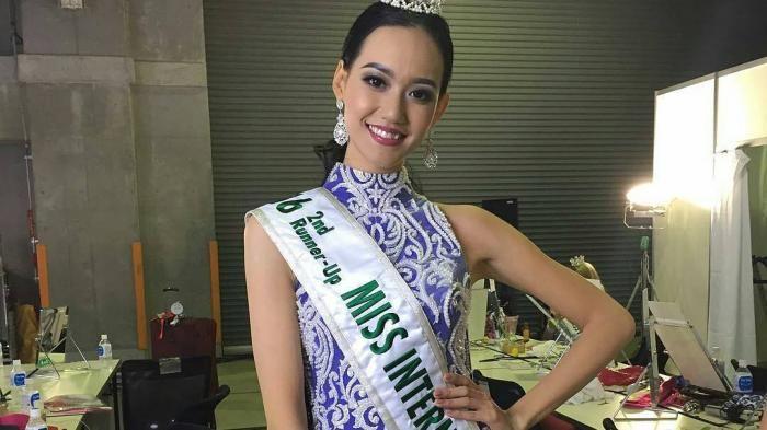 Puteri Indonesia Lingkungan Hidup 2016 - Gugup, Ini yang Dilakukan Felicia Hwang Saat Pakai Bikini