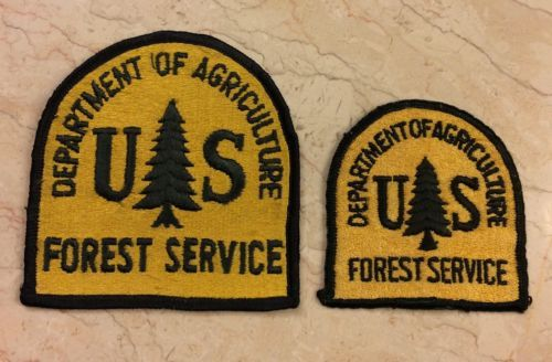 United-States-Forest-Service-USDA-Patches-Are-Over-50-Years-Old-Rare