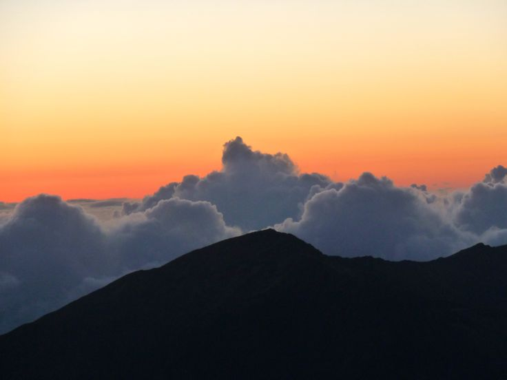 To the Edge of the Volcano - Maui, Hawaii (Photo: Louise Eddy)