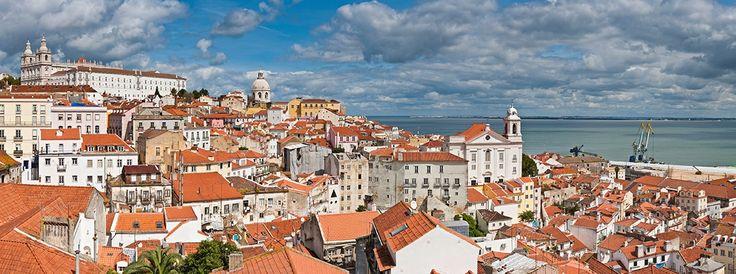 Vol Nantes Lisbonne direct : achat billet avion Nantes-Lisbonne
