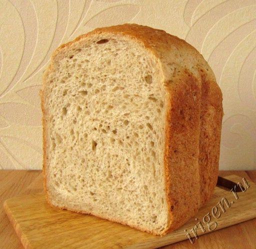 хлеб с гречкой в хлебопечке