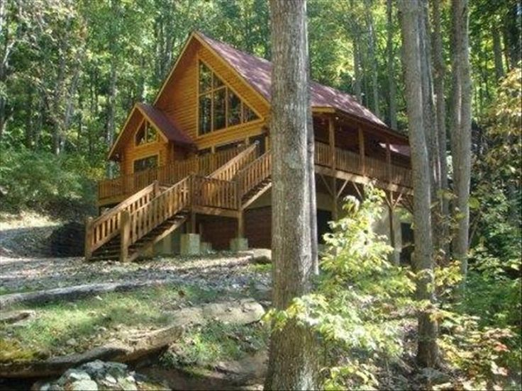 46 best images about maggy valley nc on pinterest ghost for Luxury winter cabins