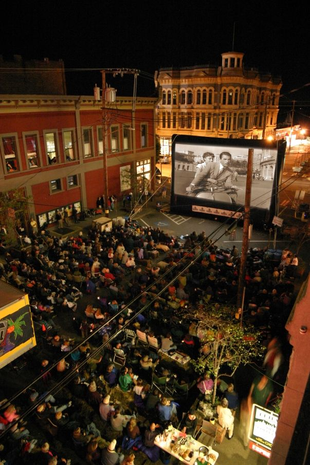 Fun things to do in and around Seattle: Port Townsend Film Festival