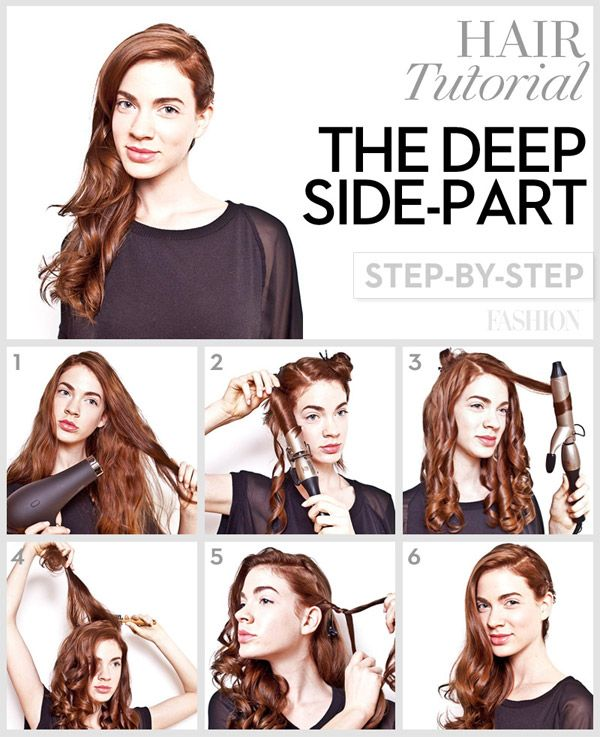 Best 25 side hairstyles tutorial ideas on pinterest diy hair 16 hair tutorials you must have solutioingenieria Image collections