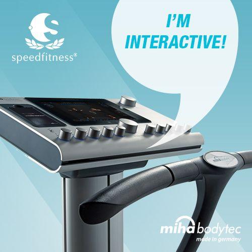 #mihabodytecII #speedfitness #interactive #emstraining #20minutesworkout #mosteffectiveworkout #ever