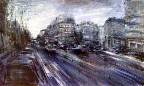 Alessandro Papetti - ciudades caóticas