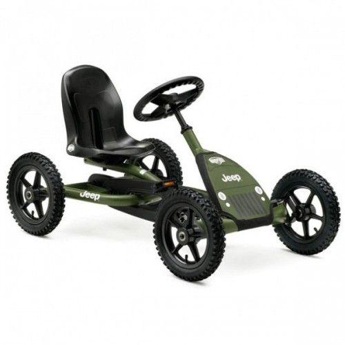 coche a pedales para nios berg triggy en el pas de los juguetes