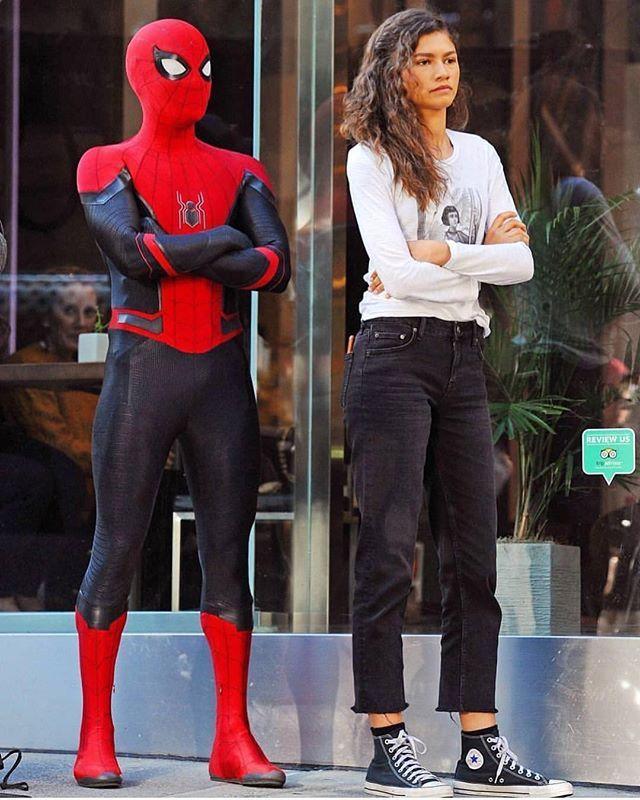 Mj spiderman