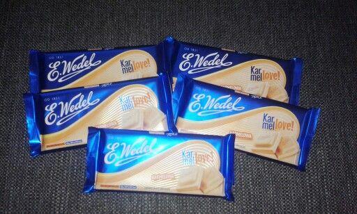 Czekolady od Wedla  #wygrana #czekolady #chocolate #wedel