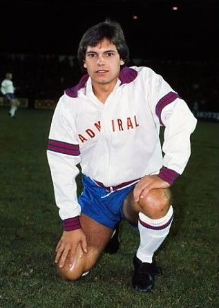 Ray Wilkins England U23 1975