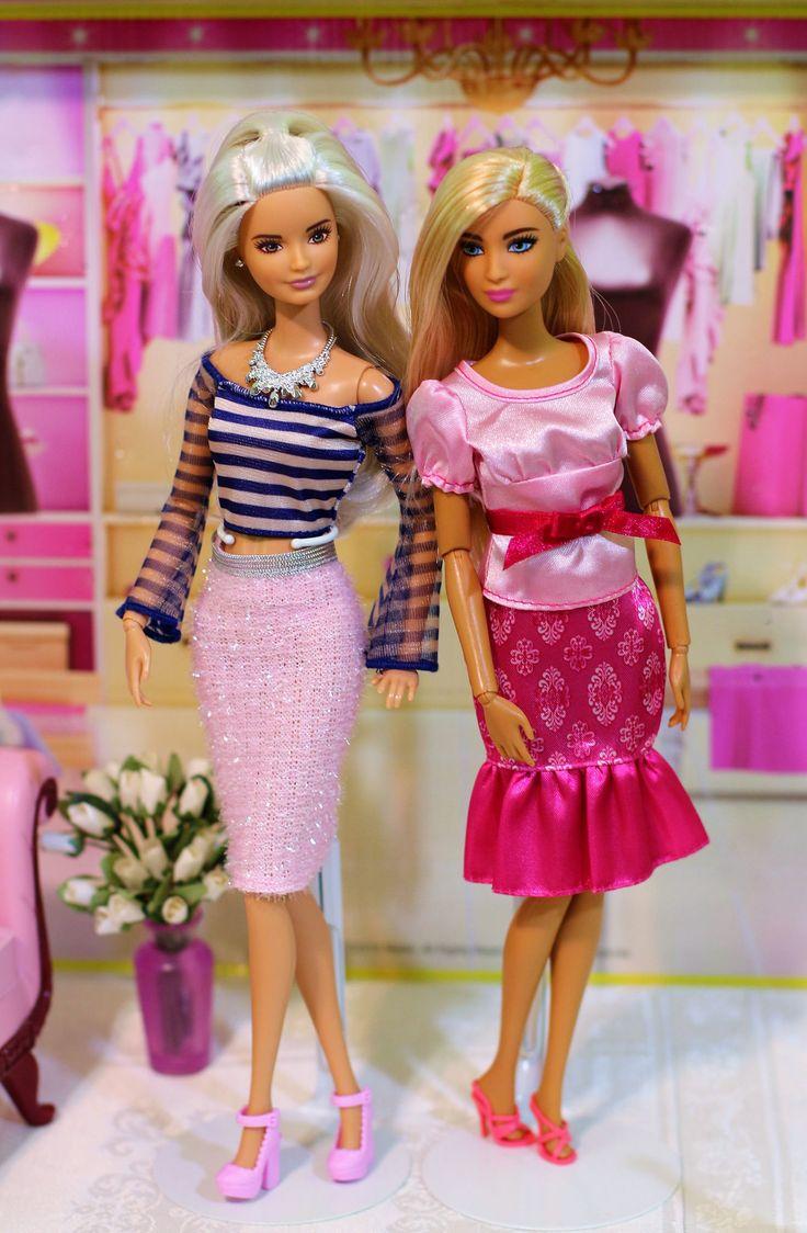 145 besten Fashionista Barbie Dolls Bilder auf Pinterest | Barbie ...