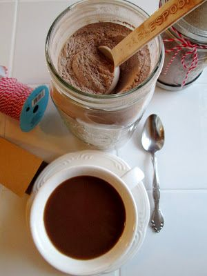 Hope For Healing: Homemade Dairy-Free Hot Cocoa Dry Mix - vegan