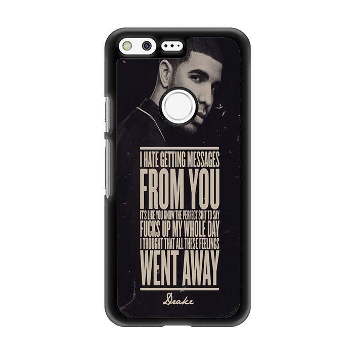 Drake Back To Back Lyrics For GOOGLE PIXEL