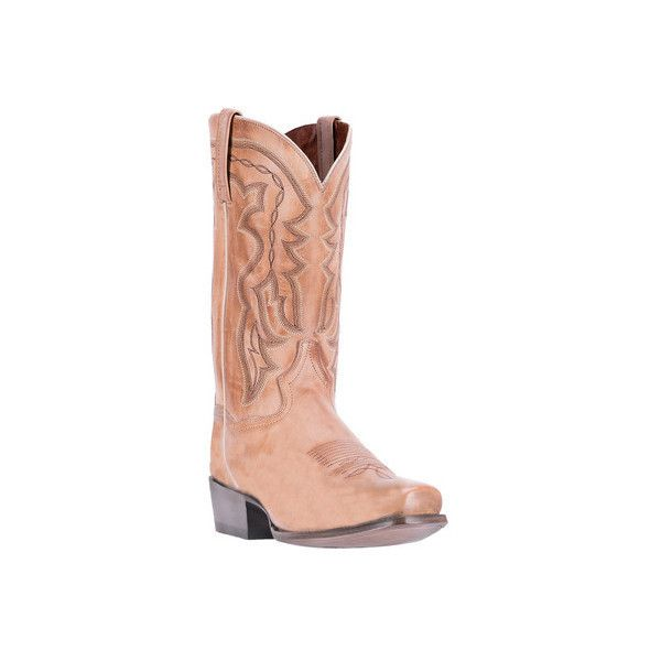 Men's Dan Post Boots Noah CS Square Toe Cowboy Boot DP2125CS ($126) ❤ liked on Polyvore featuring men's fashion, men's shoes, men's boots, brown, casual, cowboy boots, mens slip on shoes, mens square toe boots, mens high heel cowboy boots and mens square toe cowboy boots