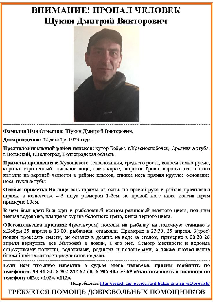 Щукин Дмитрий Викторович