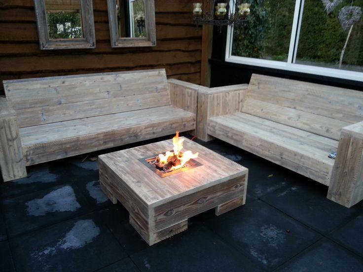 loungebank set